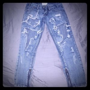 One of a kind Jean's